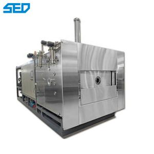 China SED-250P Temp 120 Double Sided Single Person Vacuum Freeze Dryer For Grain Industrial Good Temperature unifomity on sale