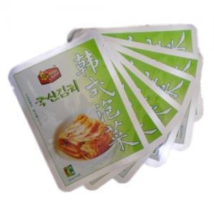 China Sacos plásticos selados vácuo da embalagem do armazenamento do alimento, soldadura térmica on sale