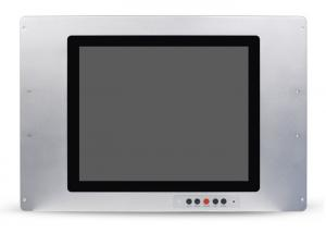 China Industrial 17 Inch Open Frame LCD Monitor Front OSD Button With M12 Ports on sale