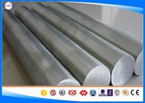 Quality DIN 1.3505 Hot Rolled Steel Bar , Bearing Steel Round Bar ,Size 10-350mm , Machined Surface,Spheroidizing Annealing for sale