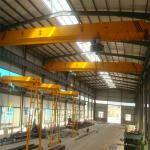 Factory 3 Ton 5 Ton 10 Ton Single Girder Overhead Crane