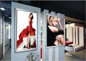 China Waterproof  Mirror Led Display , P1.87  Electronic Poster Display USB / WIFI / 4G on sale