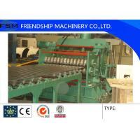 Grain Storage Steel Silo Forming Machine , PLC Toya Pip Forming Machine