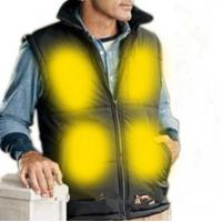 China electric heating vest,Warm clothes,Charging warm waistcoats,warm sleeveless shirt on sale