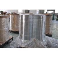 China Packing Wooden Case Of Aluminium Garden Edging Strip For Transformer Winding on sale