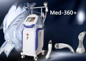 China 10.4'' Ture Color Touch Screen Cryolipolysis Machine Stretch Mark Removal Device on sale