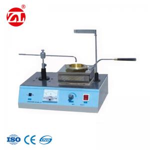 China ISO2592 Manual Cleveland Open Cup Flash Point Test Equipment 400W Heating Power on sale