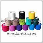 Bâton cohésif de bandage au tissu seulement, pour le vétérinaire et les animaux familiers humains, à haute résistance