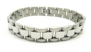 China High Strength Stainless Steel Bracelet , Ladies Wrist Bracelet on sale