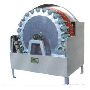 China 1800 BPH Semi Automatic Bottle Washing Machine 1150x960x1370 mm For Glass Bottle on sale