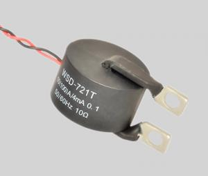 China Copper Bar Three Phase Transformer , Mounting Holes Metal Shielding Current Transformer on sale