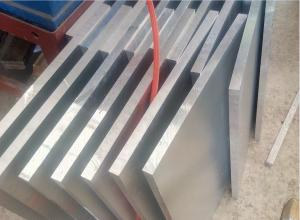 China 6061 T6  Aircraft Aluminum Sheet  High Corrosion Resistance 10.8mm Thickness on sale