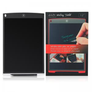 China 12 Inch LCD Writing Tablet Digital Drawing Tablet Handwriting Pads Portable Tablet Board ultra-thin Boogie Board for Adu on sale
