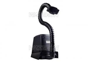 China Portable Desktop Fume Extractor Dust Collector with Single Fume Extractor Arm on sale