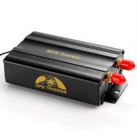 Quad Band Vehicle GPS Tracker TK103B GPS103B SD Card Slot Remote Control with shake sensor
