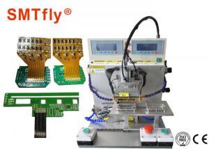 China 220V FPC Hot Bar Soldering Machine For 0.1mm FFC Hot Bonding Solution SMTfly-PP3A on sale