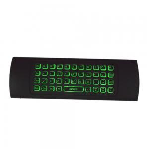 China T3 Air Mouse Backlight Strong Compatibility With Windows / Linux / Android / IOS on sale