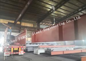 China American US Standard Structural Steel Fabrications for Commercial Building Exported to Oceania Market on sale