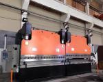 Механически гидровлический тандем CNC машинное оборудование тормоза давления 200 тонн для промышленные 3200mm