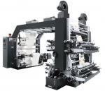 Máquina de impressão de alta velocidade de Flexo das cores de LCYT-B quatro