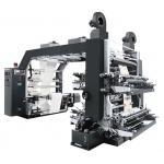 Machine d'impression à grande vitesse de Flexo de couleurs de LCYT-B quatre