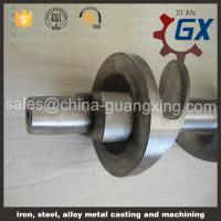 China pe recycling extruder single screw barrel with gas venting on sale