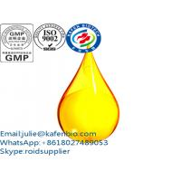 Sell Top Quality Pharmaceutical Raw Materials Carvacrol Yellow Liquid  CAS:499-75-2