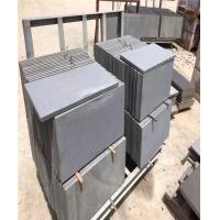 Residential Granite Stone Tiles / Kitchen Tiles With Black Granite