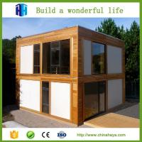 China Flat pack best selling cheap prefab container house modular prefab house on sale