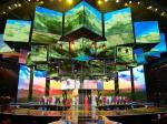 Full Color Stage Led Screen Rental P2.6 P2.97 P3.91 P4.81 Led Video Panel