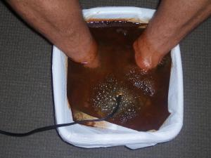 China NEW detox ionic foot bath spa on sale