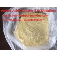 Compound Free Amino Acids Powder 52% Organic Fertilizer ,Alkaline Amino Acids Powder