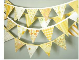 China Halloween Bunting Pennant Flag on sale