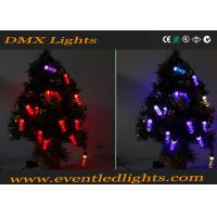 Red 12V 100 Led Rope Lights Holiday Decoration Battery Operated