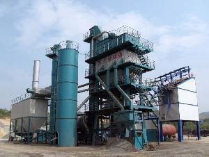 China Asphalt Mixing Plant (QLB3000) on sale