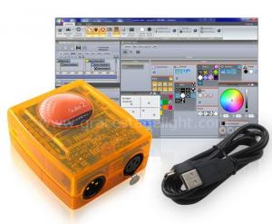 China sunlite dmx usb controller suite 2 on sale