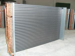China Highly Automatic Indirect Internal Heat Exchanger , Hot Air Water Heat Exchanger on sale
