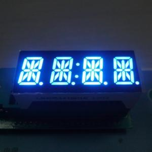 China SGS Anode 14 Segment Alphanumeric Led Display For Stb Car Radio on sale