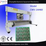 Pcb Depaneling For Mobile Electronics Industry With Linear And Round Blades