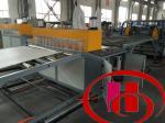 Corrugated Sheet Machine / Extruder , Pvc Foam Board Machine High Output
