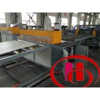 Foam Plate Making Machine / Extruder , Pvc Foam Board Machine High Output