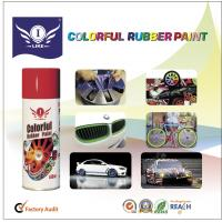 China 400ml Plastic Dip Spray  Rubber Coating Black Color Dip Paint on sale