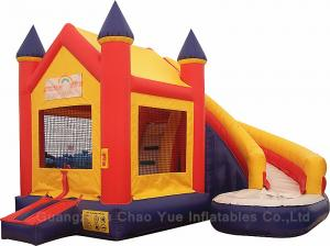 China Newest Best Selling Commercial Inflatable Bouncer For Sale , Inflatable Bouncer House For on sale