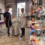 Body Slimming 10mhz ISO13485 Velashape 3 Machine