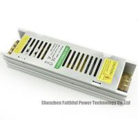 Narrow Slim Aluminium 12V 24V LED Light Power Supply 150W IP20