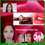 La pleine lèvre permanente naturelle plus dodue/dispositif laissant tomber de lèvre rendent des lèvres plus grandes