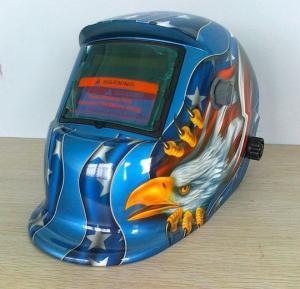 China OEM Auto Darkening Welding Helmet/Welding Mask on sale