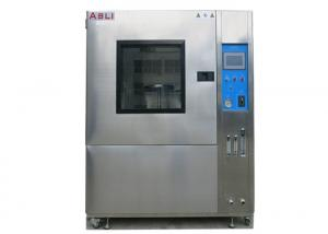 China Stainless Steel Environmental Test Chamber , JIS Rain Spray Test Chamber on sale