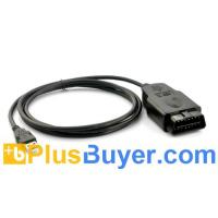 USB VAG-COM to 16 pin OBD2 Car Diagnostic 409 Cable