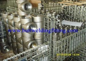 China ASTM B825 Inconel Sockolet Forged Pipe Fittings Steel Elbows For Pipe on sale